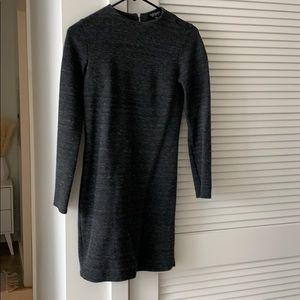 Work dress long sleeved